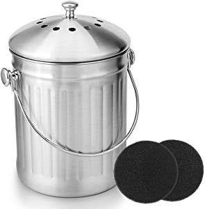 best compost bin for kitchen