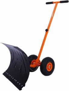 best snow shovel for seniors
