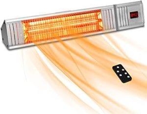 best propane patio heater