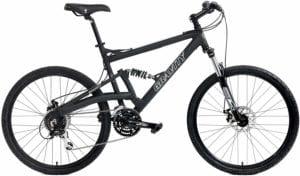 best full suspension mountain bike under $4000