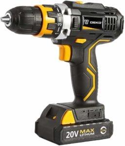 best budget cordless hammer drill