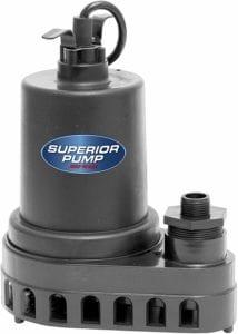 best sump pump fpr crawl space