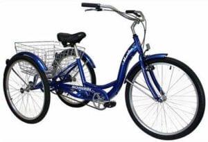 best 3 wheel bike for seniors
