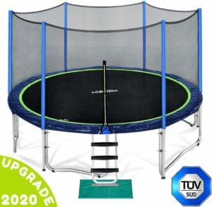 best trampoline for teenagers