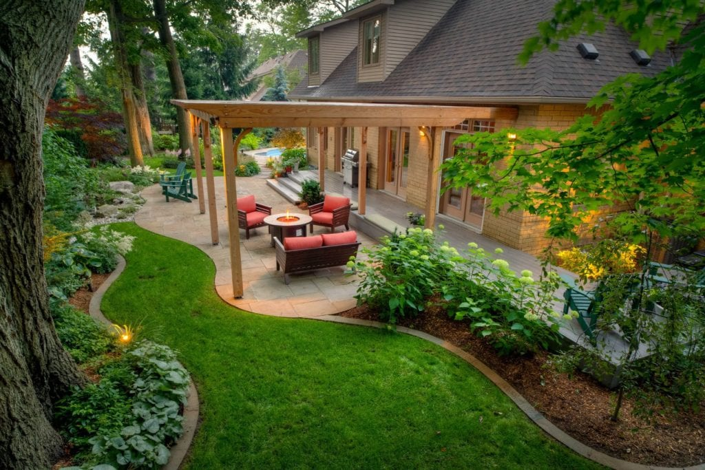how to transform your backyard landscape
