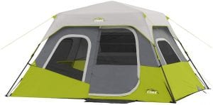 best budget family tent