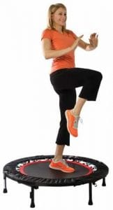 best home trampoline for adults