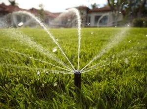 how long should sprinklers run in each zone