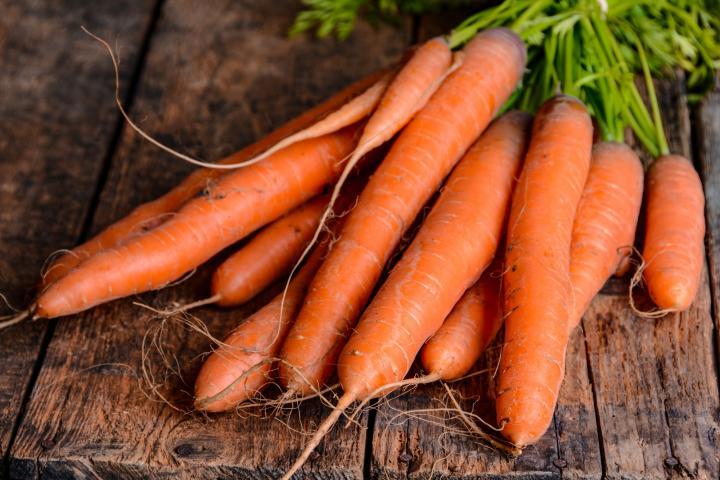 vegetables that grow in sandy soil