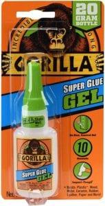 Gorilla Super Glue Gel