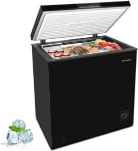 Moosoo freezer