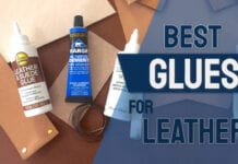 best glues for leather