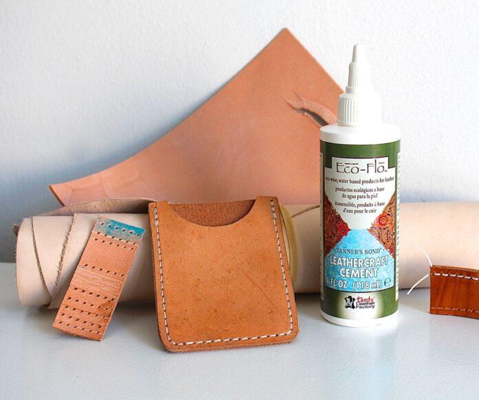 leather glue