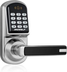 ARDWOLF A30 Keypad Door Lock