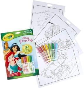 Crayola Disney Princess Color & Activity Book