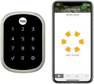 Yale Assure Lock SL Touchscreen