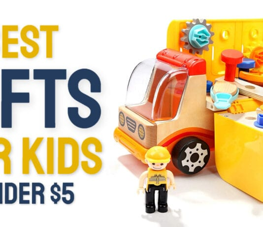 best gifts for kids under $5