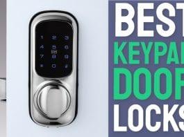 best keypad door lock